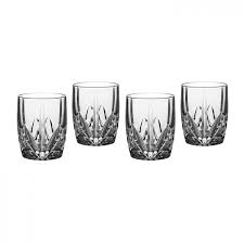 brookside double old fashioned set of