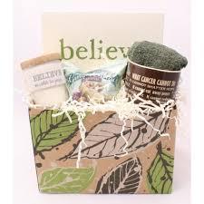 believe mens cancer basket healing