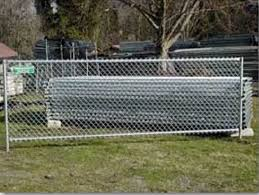 Chain Link Fence 4 Ft Tall Emerald City Statewide Fence Rentals