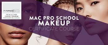 mac makeup certificate voila insute