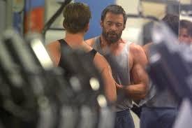 hugh jackman wolverine workout born