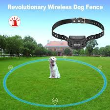 Covono Wireless Dog Fence Gps Invisible Fence 15lbs 120lbs Dogs Electric Dog Fence Pet Containment System Dog Fence Wireless Dog Fence Pet Containment Systems
