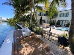 Gorgeous Seawall Installation For This Baby Guard Pool Fence Miami Florida Facebook
