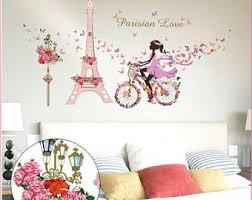 Paris Wall Decals Etsy