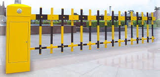 Wireless Remote Control Automatic Boom Gates Fence Arm Barrier