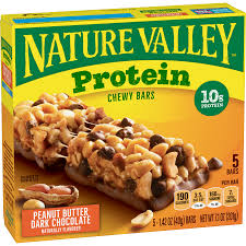 nature valley granola bars snacks