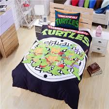ninja turtle bedding duvet cover tmnt