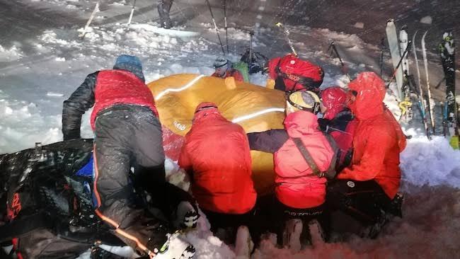 Image result for switzerland skier rescue