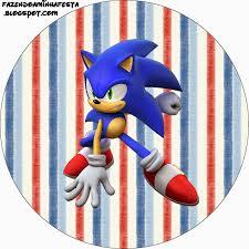 Sonic Etiquetas Candy Bar Para Imprimir Gratis Cumpleanos De