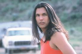 Adam Beach (with his hair all long and gorgeous) | Native american ...