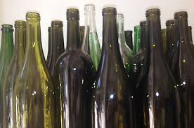 remove wine bottle labels quickly and