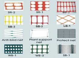 Plastic Mesh Temporary Fence For Construction Sites Safety Barrier