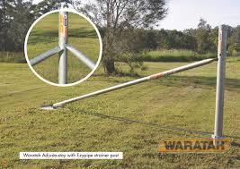 Adjusta Stay Strainer Assemblies Waratah Fencing