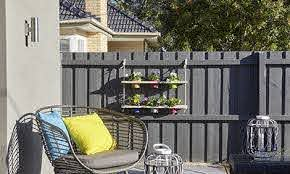 D I Y Fence Planters Bunnings Warehouse