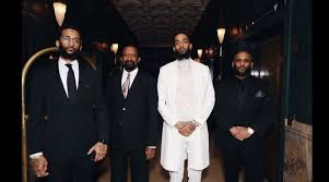 Nipsey Hussle 'was a protector.' His parents and girlfriend Lauren London  speak out - Los Angeles Times