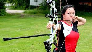 Paralympics 2016: Bogenschießen mit Vanessa Bui - DER SPIEGEL
