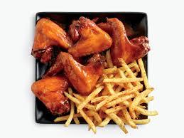 our food l a mex menu el pollo loco