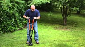 Twist And Turn A New Post Hole Digger Post Hole Diggers Lawn Care Diy Brampton
