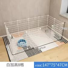 The Dog Fence Pet Indoor Toilet With Dogs And Cats Cage Isolation Gate Barrier Free Combination Of Small And Medium Sized Dog Fences Lazada Ph