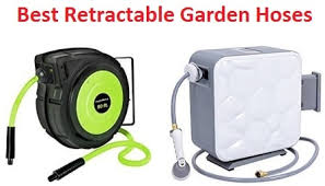 top 15 best retractable garden hoses in