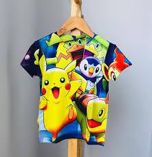 Áo thun Pikachu cực ngầu – candybb