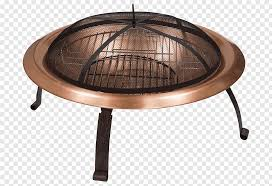 fire pit table fireplace bronze the