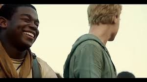 The Maze Runner - Bloopers - YouTube