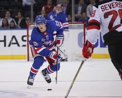 Adam Fox Rises as New York Rangers Rookie - Last Word on Hockey