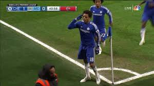 Chelsea's Loic Remy scores opening goal against Man City