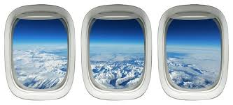 Vwaq Plane Window Decals Airplane Porthole Snowy Mountain Wall Stickers Aviation Contemporary Wall Decals By Vwaq Vinyl Wall Art Quotes And Prints