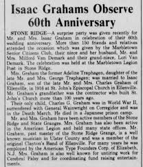 Isaac and Addie Graham 60th anniv 1976 KDF - Newspapers.com