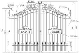 How Can I Customize My Wrought Iron Fence And Gates Iron Fence Shop Blog