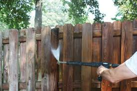 Fence Staining Made Easy Extreme How To