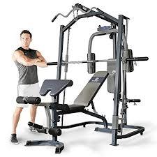 Marcy MP3100 Smith Machine Review - Gym Blazer