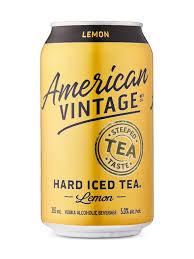 american vine lemon hard iced tea lcbo