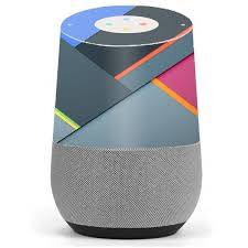 Skin Decal Vinyl Wrap For Google Home Stickers Skins Cover Grey Colors Plaid Itsaskin Com