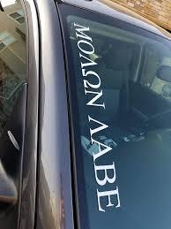Amazon Com Sixtytwo24 Molon Labe Large 20 X2 Decal White Come And Take It Iii 3 Percent Militia Gadsen Patriot Veteran Usmc Army Usaf Navy 2nd Amendment Marine Sticker Vinyl Automotive