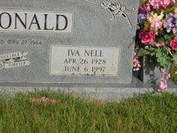 Iva Nell Johnson McDonald (1928-1997) - Find A Grave Memorial