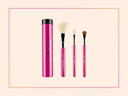 messy makeup brush set photo saubhaya