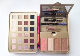 tarte pretty paintbox makeup case