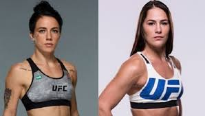 Jessica Eye vs. Jessica Rose-Clark Targeted For UFC Fight Night 132 In  Singapore