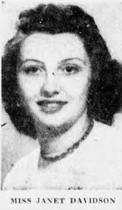 Janet Davidson - Newspapers.com