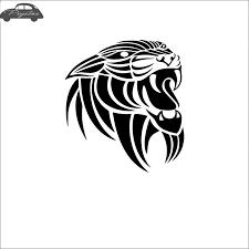 Tiger Decal Tigre Car Sticker Car Posters Vinyl Wall Decals Quadro Parede Decor Mural Wild Animal Car Sticker Sticker Carcar Decal Sticker Aliexpress