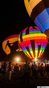 colourful hot air balloon hd wallpaper