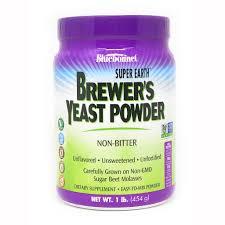 yeast powder 1 lb bluebonnet nutrition