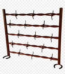 Transparent Barb Wire Fence Png Barbed Wire Png Download Vhv