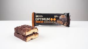 optimum nutrition optimum protein bar