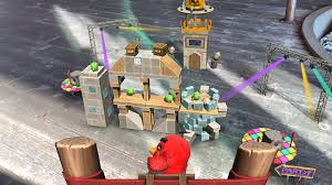 Angry Birds AR: Isle of Pigs Review - Mobile Game Fun in 3D