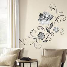 Wall Pops 19 5 In X 17 25 In Live Laugh Love Wall Decal Wpq1744 The Home Depot
