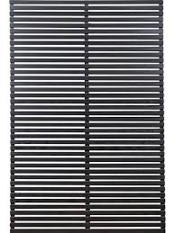 Slatted Screen Panel In Wood Composite Screen With Envy Free Delivery